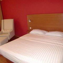 Star Inn Hotel Frankfurt Centrum, by Comfort 3* Номер Бизнес с различными типами кроватей