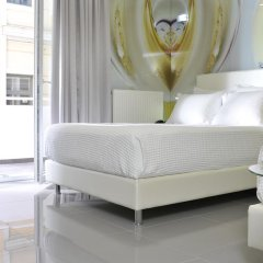 Отель Athens La Strada Стандартный номер с различными типами кроватей фото 5