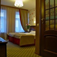 Гостиница Авент Инн Невский 3* Стандартный номер с двуспальной кроватью фото 10
