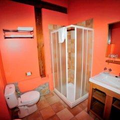 Отель Agroturismo Iabiti-Aurrekoa Испания, Дерио - отзывы, цены и фото номеров - забронировать отель Agroturismo Iabiti-Aurrekoa онлайн ванная фото 2