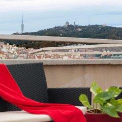 Хостел Mellow Barcelona Апартаменты с различными типами кроватей фото 2