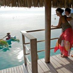 Отель InterContinental Resort and Spa Moorea детские мероприятия