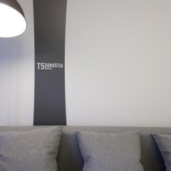 Отель Pension T5 Donostia Suites спа