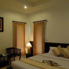 Отель Promtsuk Buri 3* Бунгало с различными типами кроватей
