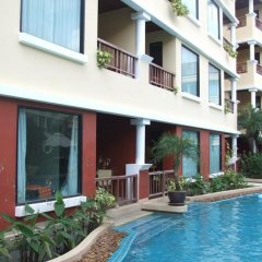 Отель Patong Paragon Resort & Spa 4* Стандартный номер с различными типами кроватей фото 9