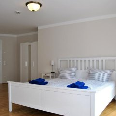 Отель Vailo City Suites Leipzig Altstadt Германия, Лейпциг - отзывы, цены и фото номеров - забронировать отель Vailo City Suites Leipzig Altstadt онлайн комната для гостей фото 4