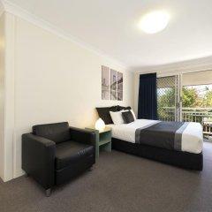 Отель Chermside Court Motel 3* Студия с различными типами кроватей фото 3