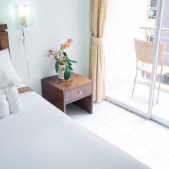 Отель Moon Inn Guesthouse Patong 3* Номер Делюкс фото 4