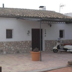 Отель Casa Rural El Olivar de las Pepinas Сакс парковка
