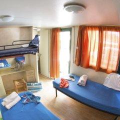 Отель Camping Village Roma Бунгало с различными типами кроватей фото 5