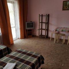 Гостевой дом Вера Номер с общей ванной комнатой с различными типами кроватей (общая ванная комната) фото 5