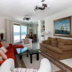 Отель Coral Beach Aparthotel 4* Улучшенные апартаменты с различными типами кроватей фото 12