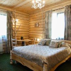 Hotel LogHouse Стандартный номер двуспальная кровать фото 28