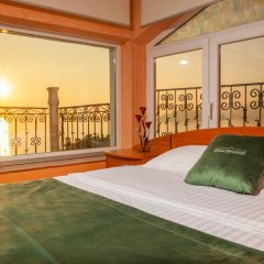 Апарт-Отель Villa Edelweiss 4* Улучшенные апартаменты с различными типами кроватей фото 10