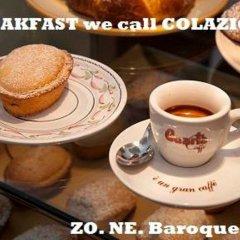 Отель ZO.NE. Baroque B&B Лечче питание