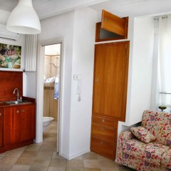Отель Super Mini Appartamento Rudiae Лечче в номере фото 2