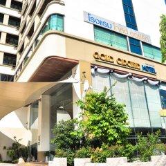 Отель Gold Orchid Bangkok городской автобус