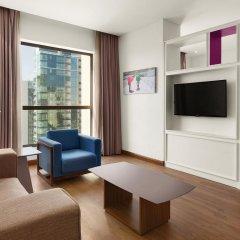 Ramada Hotel & Suites by Wyndham JBR 4* Номер Делюкс с двуспальной кроватью