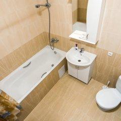 Апарт Отель Лукьяновский Стандартный номер с различными типами кроватей фото 3