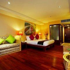 Отель Baan Laimai Beach Resort 4* Номер Делюкс разные типы кроватей фото 40