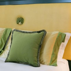 Ambra Cortina Luxury & Fashion Boutique Hotel 4* Стандартный номер с различными типами кроватей фото 3