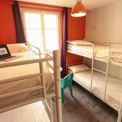 Отель Vintage Paris Gare du Nord by Hiphophostels Стандартный номер с двуспальной кроватью фото 2