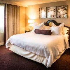 Отель Crowne Plaza Los Angeles-Commerce Casino комната для гостей фото 2