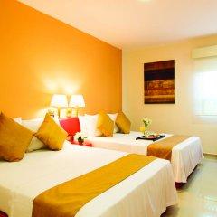Отель Mision Express Merida Altabrisa 3* Стандартный номер с разными типами кроватей