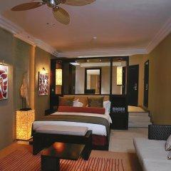 Отель InterContinental Resort Mauritius 5* Стандартный номер с различными типами кроватей фото 7