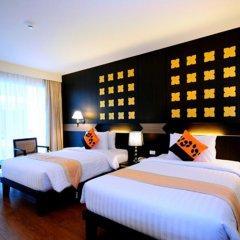 Crystal Palace Hotel 4* Номер Делюкс с различными типами кроватей фото 5