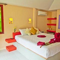Отель Angel Green Garden Bungalows 3* Стандартный номер фото 3