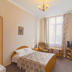 Zolotaya Bukhta Hotel 3* Номер Комфорт с различными типами кроватей фото 6