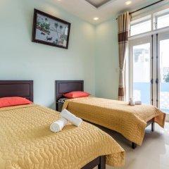 Отель Quynh Long Homestay 3* Кровать в общем номере с двухъярусной кроватью фото 9