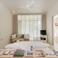 Отель SALA Phuket Mai Khao Beach Resort 5* Люкс Duplex pool villa с различными типами кроватей фото 3