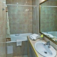 Гостиница Триумф 4* Улучшенный номер с различными типами кроватей фото 5