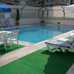 Atlihan Hotel Турция, Мерсин - отзывы, цены и фото номеров - забронировать отель Atlihan Hotel онлайн бассейн
