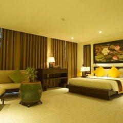Отель Villa Hue 3* Номер Делюкс с различными типами кроватей фото 4