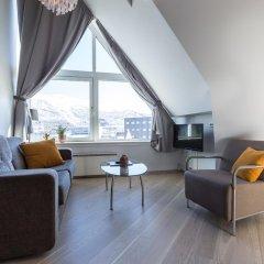 Enter City Hotel 3* Улучшенные апартаменты с различными типами кроватей фото 9