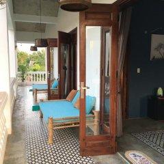Отель An Bang Garden House Вилла Делюкс с различными типами кроватей фото 42