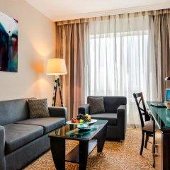Отель Towers Rotana Люкс с различными типами кроватей фото 4