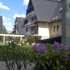 Отель Apartament VIP Закопане балкон