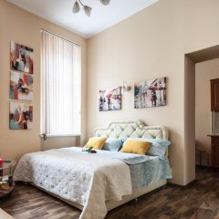 Апартаменты Queens Apartments комната для гостей фото 4