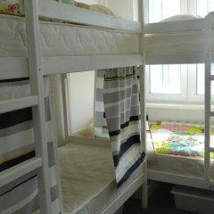 Goldfish Hostel Кровати в общем номере с двухъярусными кроватями фото 15