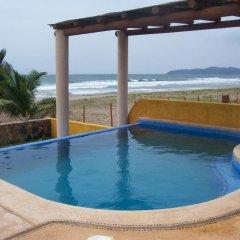 Отель Villa Puesta del Sol бассейн фото 3
