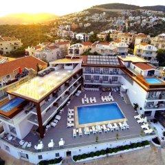 Rhapsody Hotel & Spa Kalkan Турция, Калкан - отзывы, цены и фото номеров - забронировать отель Rhapsody Hotel & Spa Kalkan онлайн