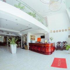 Golden Hotel Нячанг интерьер отеля