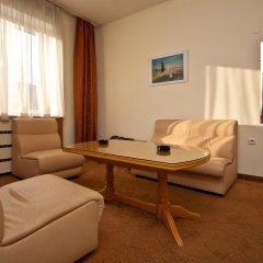 Slavyanska Beseda Hotel 3* Люкс с различными типами кроватей фото 3