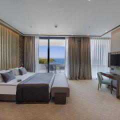 Ramada Plaza Trabzon 5* Улучшенный люкс с различными типами кроватей фото 4
