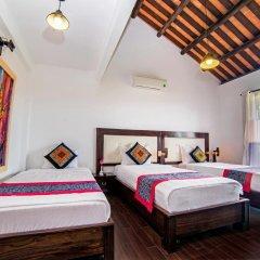 Отель Hoang Dao Villa 3* Номер Делюкс с различными типами кроватей фото 5