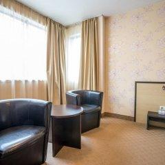 Business Hotel City Avenue 3* Номер Делюкс с различными типами кроватей фото 4